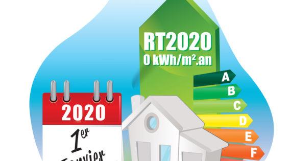 La norme RT 2020 qu'est-ce que c'est ?